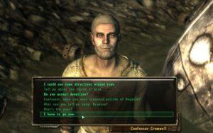 Fallout 3 منتشر شده در سال ۲۰۰۸